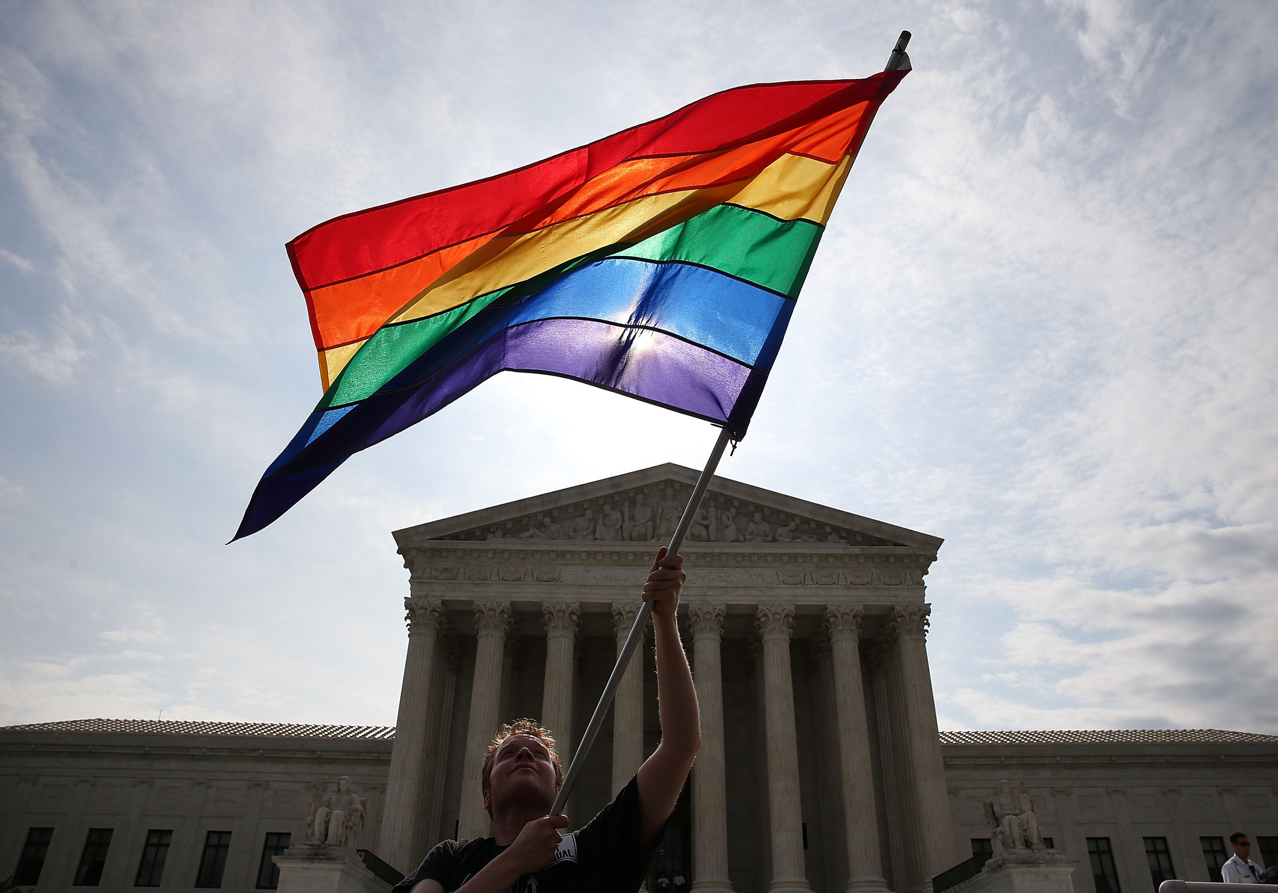 Decision Awaited On Gay Marriage From Supreme Court