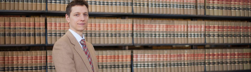 Neighborhood Law Clinic director Mitch
