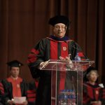hooding ceremony - faculty speaker
