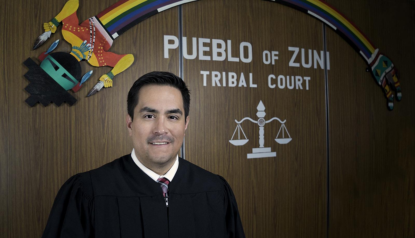 Judge Samuel Crowfoot