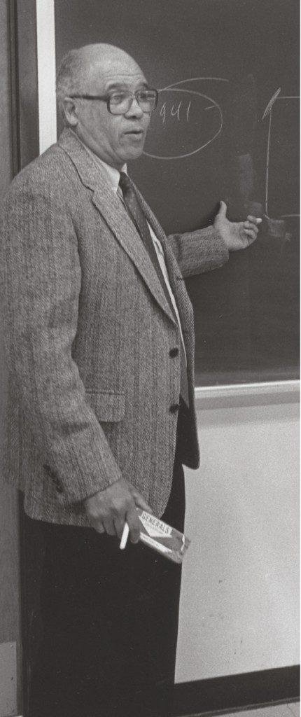 Jim Jones teaching