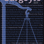 Gargoyle Cover - Summer 2020, Vol 42 No 1