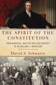 spirit of the constitution book cover