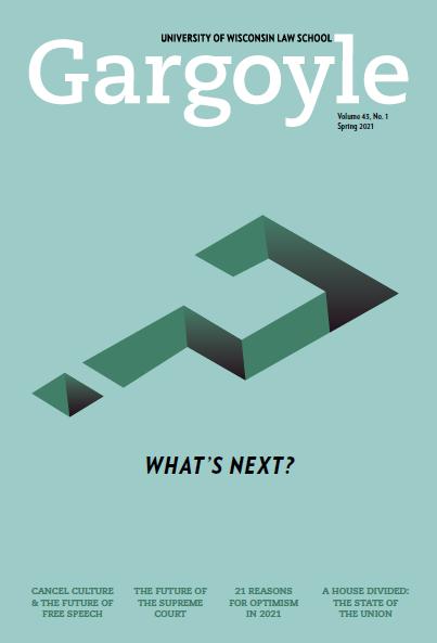 Gargoyle Spring 2021 Issue Cover Art