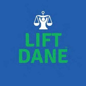 LIFT Dane logo