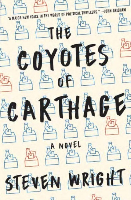 coyotes of carthage book cover